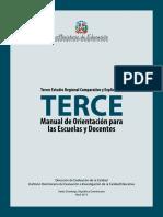 Tercer Estudio Regional Comparativo y Explicativo TERCE_ Manual de Orientacion para las Escuelas y los las Maestras