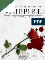 Vampire 20TH Anniversary Classical Age (Digital)