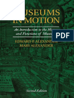 Edward P. Alexander, Mary Alexander - Museums in Motion_ an Introduction to the History and Functions of Museums-AltaMira Press (2007)