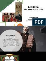 ETICA DE LOS MANDAMIENTOS