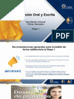 GI-Expresión Oral y Escrita-Etapa 1