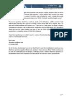 togaf-9-scenario-questions