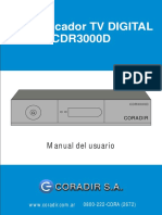 MUCDR3000D