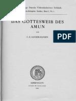 Sander-hansen Gottesweib des Amun 1940