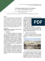 Quantification des émissions polluantes dans un four de cimenterie