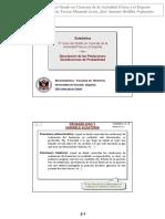 tema 2 - Probabilidad y Distribuciones
