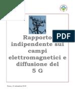 Rapporto Campi Elettromagnetici 1