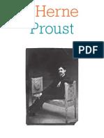 Cahier de L'Herne Marcel Proust