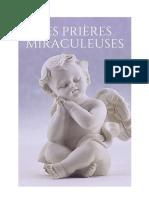 Cadeau Céleste _ Les Prières Miraculeuses