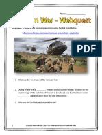 VietnamWarWebquestwithKeyHistorycom