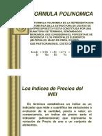 Formula Polinomica - Sencico