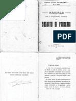 Manuale soldato fanteria (1913)