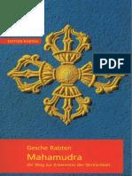 Rabten, Geshe - Mahamudra (D 111)