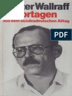Wallraff, Günter - Reportagen aus dem bundesdeutschen Alltag