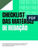 Checklist-Redacao
