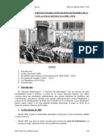 Tema 6B - El Sexenio Revolucionario (1868 - 1874) (REVISADO)
