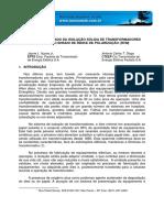 ISOLACAO-diagnose Estado Isolacao