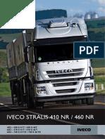 Especificacao Tecnica Iveco Stralis Nr 410 460