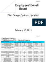 Plan Design Options