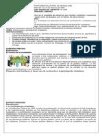 GRADO 11 GUIA # 1  Qué es el Gobierno Escolar en Colombia  2021