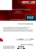 6. Networks and Cloud Computing