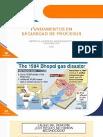 CAPÍTULO 1 FUNDAMENTOS EN SEGURIDAD DE PROCESOS 2020 V1