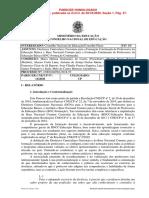 BNC - Parecer Homologado Pcp014_20