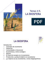 T4- 5. La Biosfera