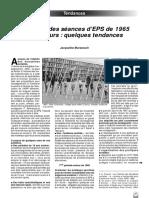 36 Evolution Des Seance Jacquy Marsenach Cp 17 2005