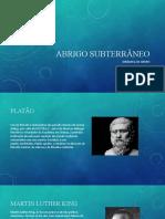 ABRIGO SUBTERRÂNEO2