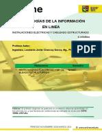 COMPENDIO UNIDAD 2 INSTALACION ELECTRICA Y CABLEADO