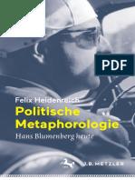Heidenreich_2020_PolitischeMetaphorologie