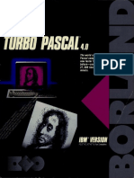 Turbo Pascal Version 4.0 Owners Manual 1987