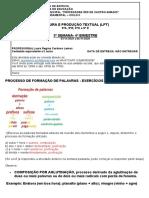 Atividade de Português 4