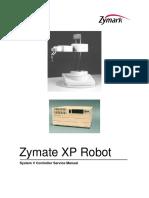 Zymark XP manual