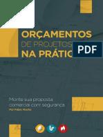 EBOOK - ORÇAMENTO DE PROJETOS NA PRÁTICA