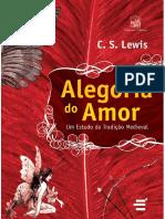 C. S. Lewis - Alegoria Do Amor