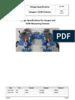 170203 Design Specification for Gauges Revision 005