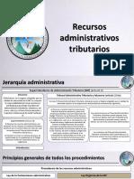 17. Recursos Administrativos Tributarios