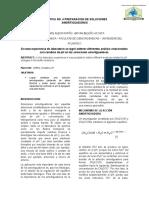 PRACTICA 4 - PREPARACION DE SOLUCIONES AMORTIGUADORAS
