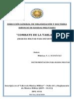 COMBATE DE LA TABLADA 2020 - PARTITURA