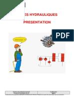 359 S - Présentation de l'hydraulique