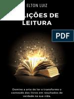 13 Lições de Leitura