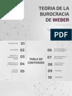 TEORIA DE LA BUROCRACIA _ ADMINISTRACION DE OBRA  (2)
