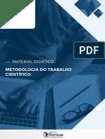 008-Metodologia do Trabalho Científico