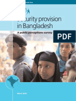 Security Provision in Bangladesh Exec Sum English