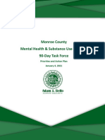 Monroe Co. Mental Health and Substance Use Disorder 90-Day Task Force Final Report
