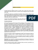 APOSTILA  PRIMEIROS SOCORROS - CONTEUDO