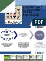 X Afectividad y su relación con la sexualidad