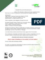 EXAMEN FINAL DE CONTABILIDAD III